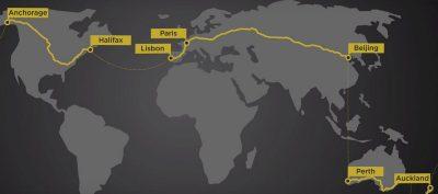 Around the world in under 80 days, British ultra-endurance cyclist smashes record