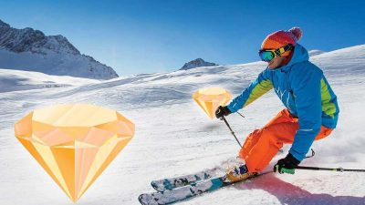 SKADI: New skiing guide app turns your ski trip into an interactive adventure game