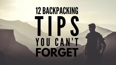 12 ingenious ultralight hiking tips and tricks