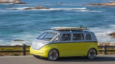 Volkswagen announces plans for new electric VW van