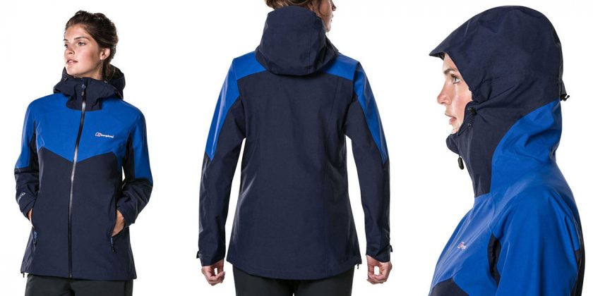 Best womens waterproof jackets 2017 18 despite being slightly heavier than the patagonia torrentshell at 487g it packs down to the size of a small square notepad it also delivered the best on gumiabroncs Choice Image