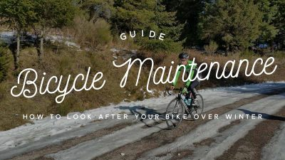 Bicycle maintenance guide: How to look after your bike over winter