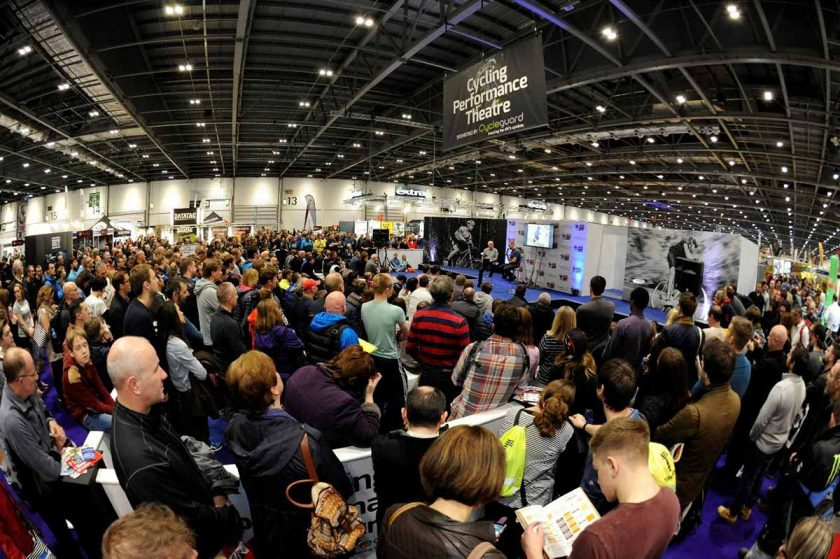 Win a pair of tickets to the London Bike Show 2018