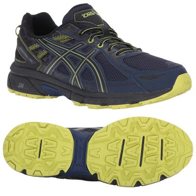 Asics Men S Gel Venture  Trail Running Shoe Weight