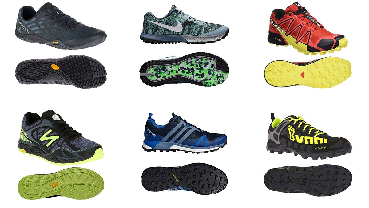 The 10 best trail running shoes for men