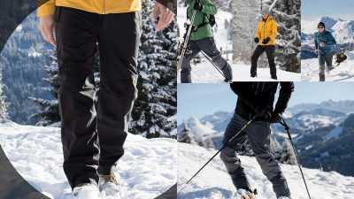 Cortèz launch new outerwear collection including 3-layer ski pants