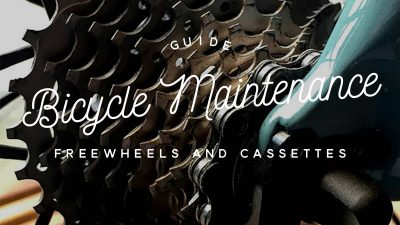 Bicycle maintenance guide: How to remove and install freewheels and cassettes