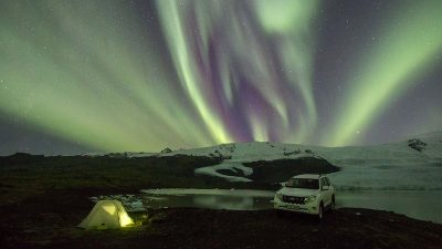 5 breathtaking places to camp in Iceland
