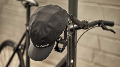 Park & Diamond baseball cap bike helmet launches on Indiegogo