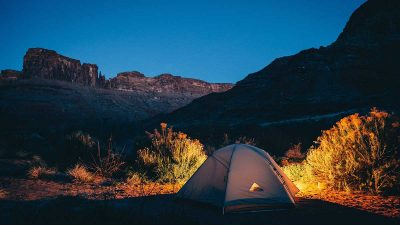 A brief guide to camping in Chile