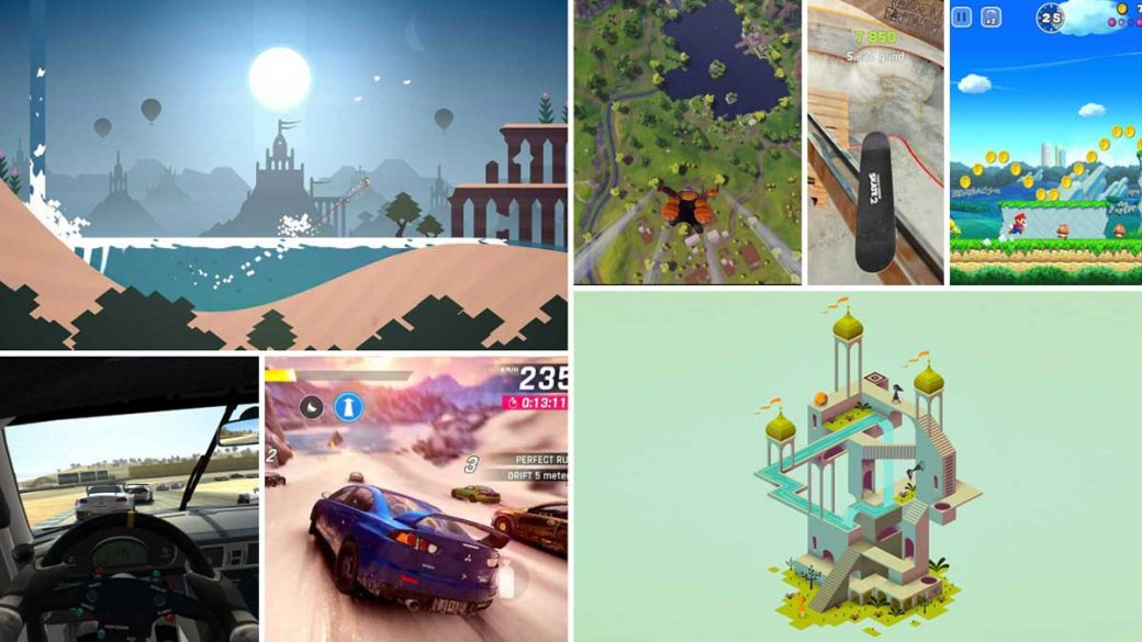 The best iPhone and Android Games of 2018
