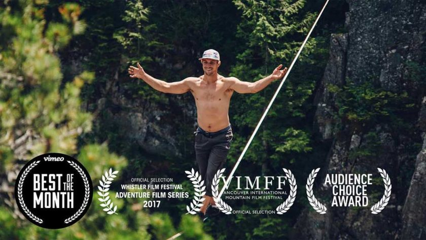 Video: UNTETHERED full documentary – The terrifying art of free solo slacklining