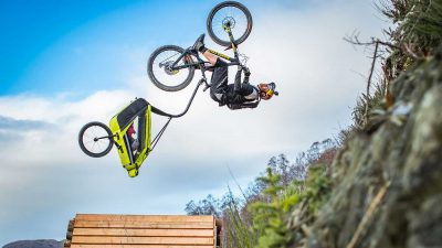 0cf91543cb4 Video: Danny MacAskill's 'Danny Daycare' service is open for business