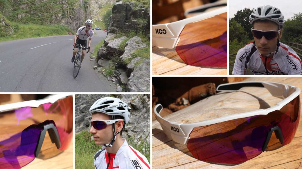 Koo Open Cube cycling sunglasses review