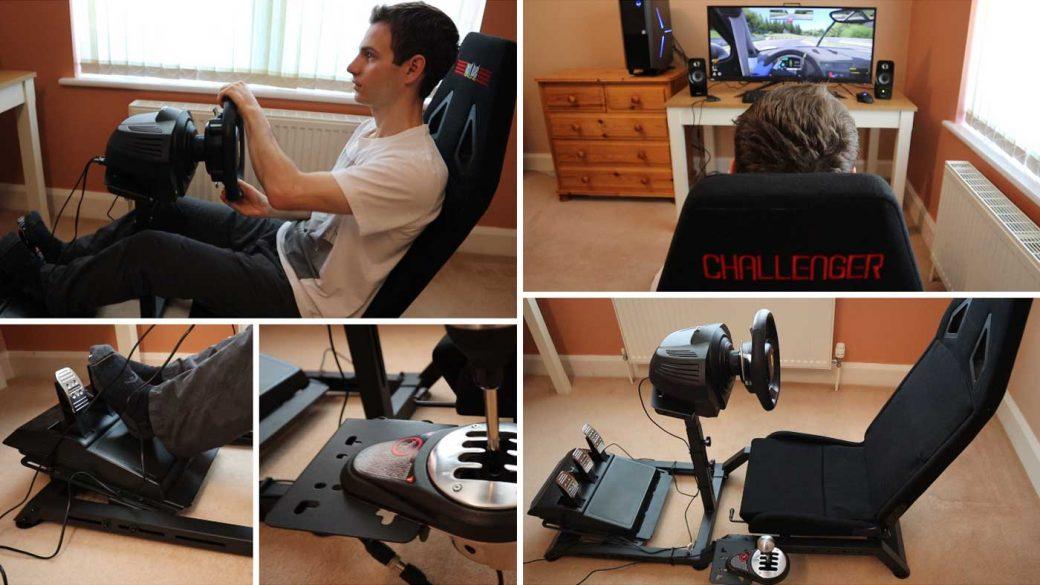Next Level Racing Challenger cockpit review