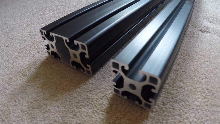 8040 and 4040 aluminium profile