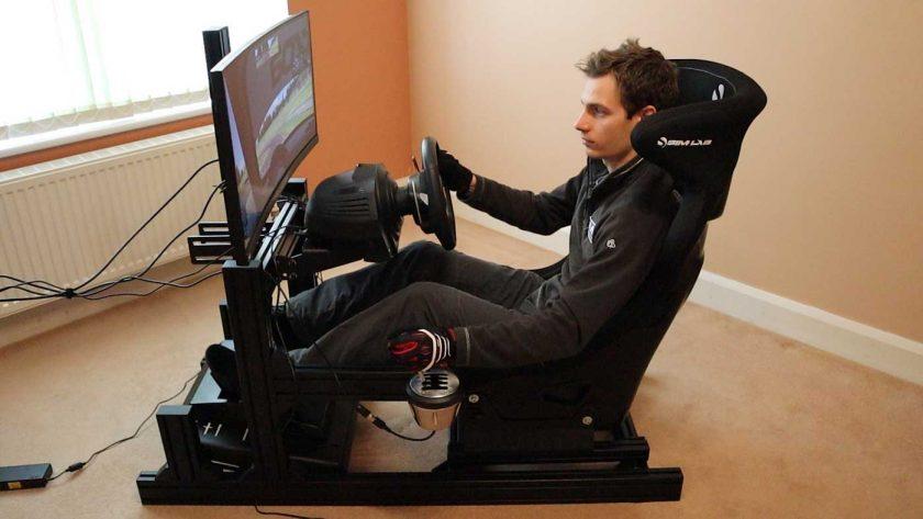 Sim-Lab SPEED 1 sim racing seat