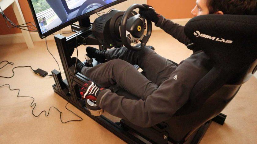 Sim-Lab GT1 Evo shifter arm