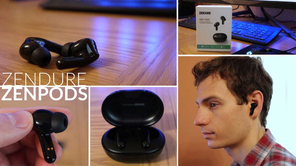 Zendure ZenPods review: An affordable AirPods alternative with ANC
