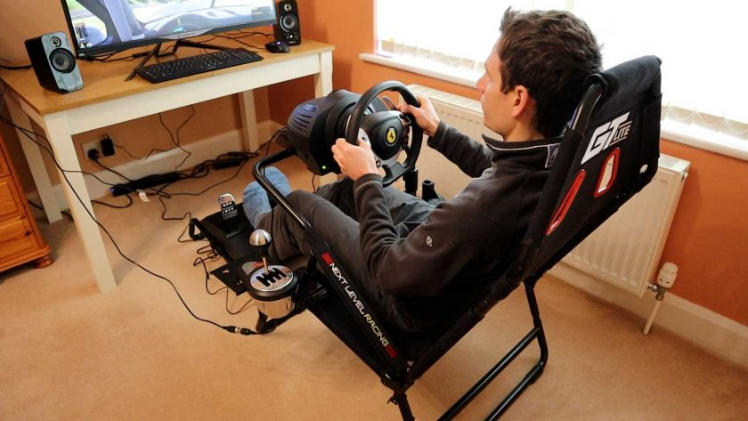 Next Level Racing GT Lite seat