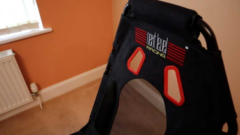 Next Level Racing GT Lite seat material