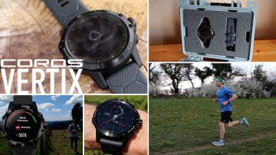 Coros Vertix GPS adventure watch review