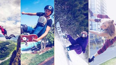 Most successful women in extreme sports