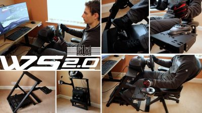 Next Level Racing Wheel Stand 2.0 review